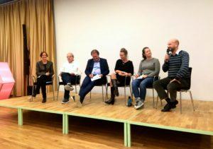 NAD i panel-samtal, Europa Direkt